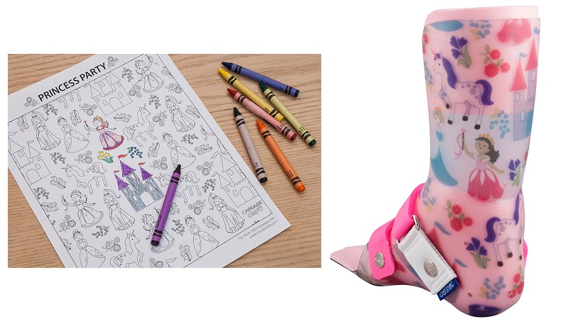 New Princess Coloring Pages : Princess party news item small g