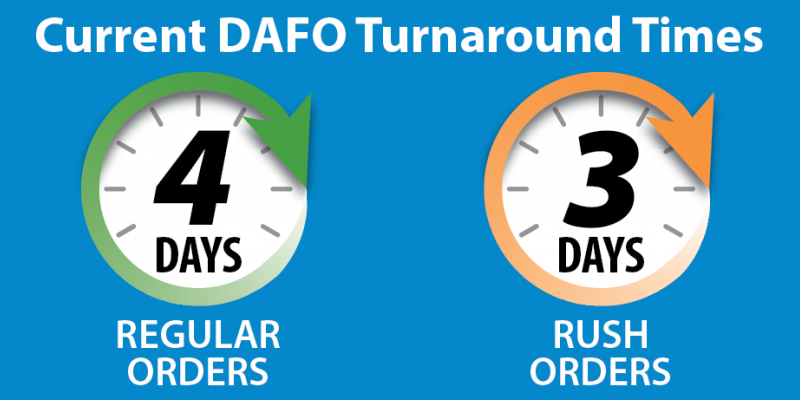 Daily Turnaround Time Update